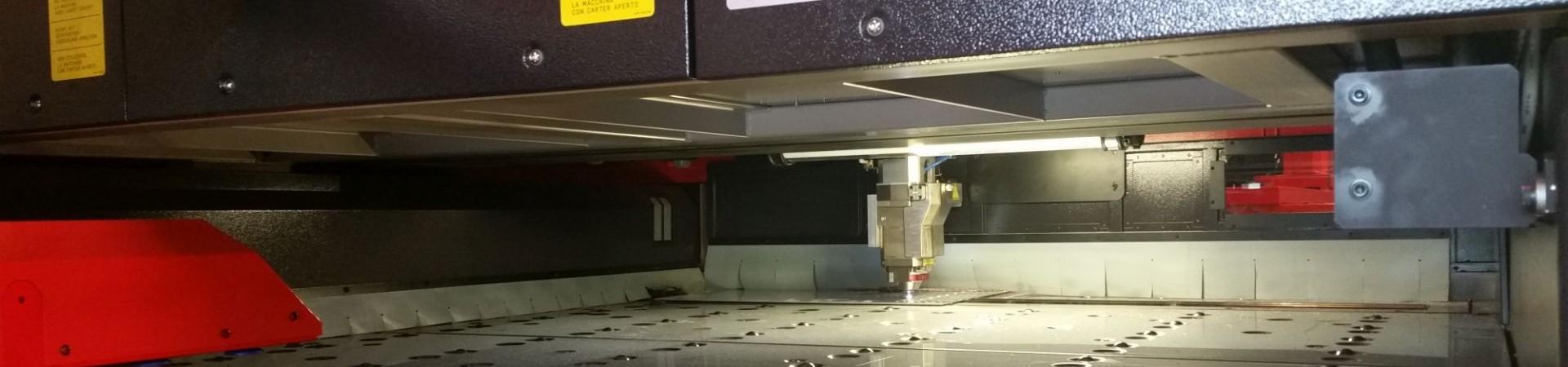 Laserschneiden Dünnblech