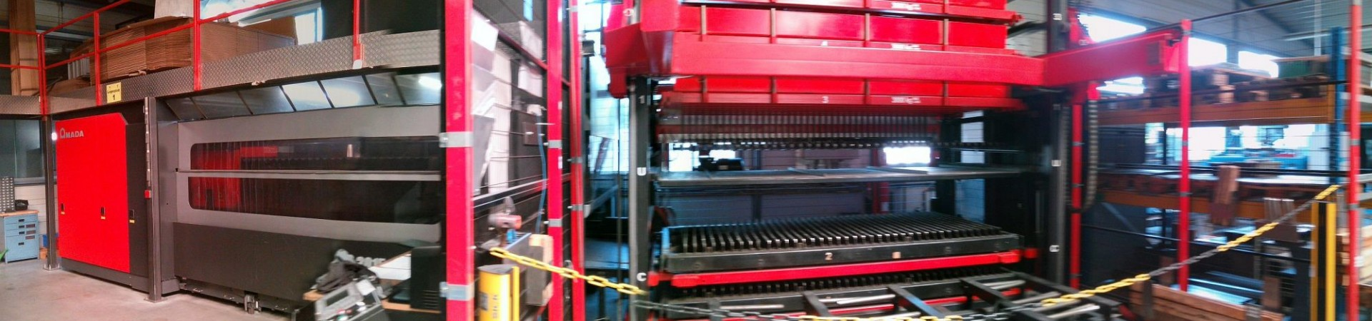 Laserteile automatisiert produzieren