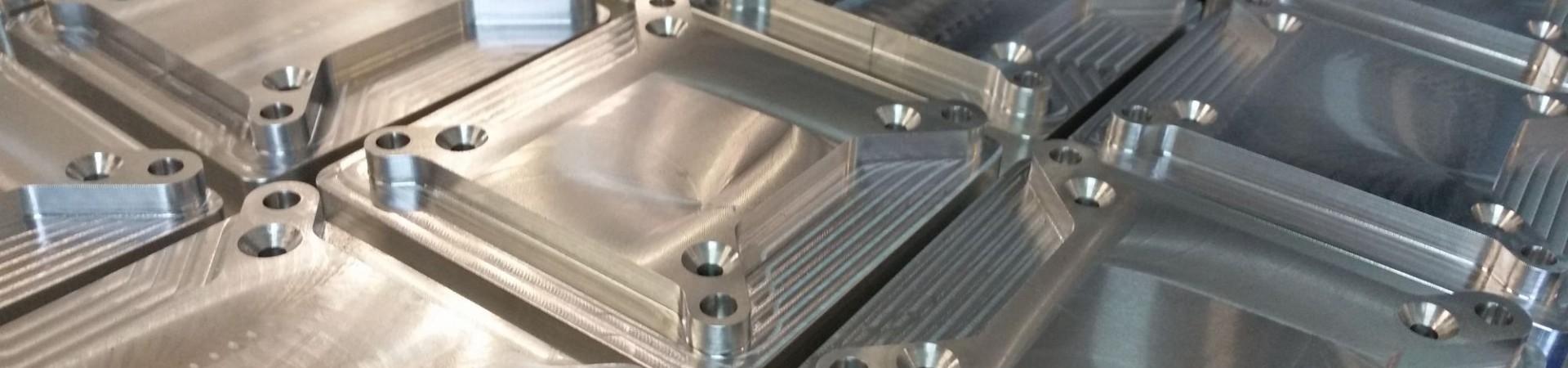 Frästeile Aluminium